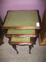 Nest of Three Reproduction Occasional Tables (2 of 2)