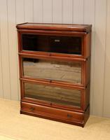 Mahogany Globe Wernicke Bookcase (2 of 11)