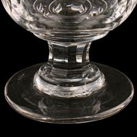 Large Georgian Glass Rummer (2 of 6)