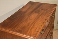 Superb George III Mahogany Chest of Drawers (7 of 8)