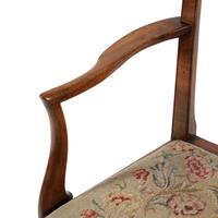 18th Century Chippendale Elbow Chair (3 of 8)