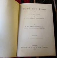 1887 Down The Road or Reminiscences of a Gentleman Coachman by C. T. S. Birch Reynardson (7 of 7)