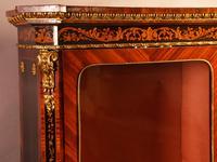 Superb French Display Cabinet Kingwood & Ebony (3 of 12)