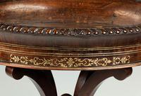 Oval Brass Jardinière Table (4 of 5)