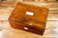 Rosewood Victorian Table Box 1870 (7 of 9)