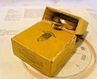 Antique Dennison Pocket Watch Box 1930s Original Presentation Protective Box (2 of 12)