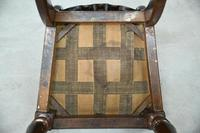 6 William IV Walnut Dining Chairs (4 of 9)