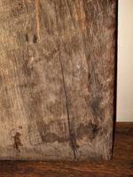 c.1570 A.D. English Tudor Carved Oak Wooden Panel (6 of 11)