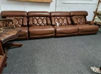 Retro Mid Century Modular Tetrad Suite Sofa (8 of 9)