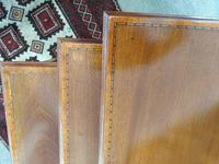 Edwardian Inlaid Mahogany Nest of Tables by Waring & Gillow Ltd (3 of 5)