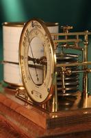 Short & Mason Tycos Drum Barograph and Barometer No H 5431 c1930 (5 of 13)