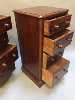 Pair of Victorian Bedside Chest of Tables (13 of 13)