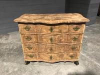 Early 19th Century Bleached Walnut Commode Chest of Drawers (8 of 13)