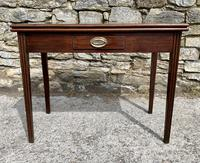 Antique Georgian Mahogany Fold Over Tea Table (2 of 27)