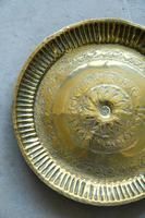 Eastern Brass Dish (6 of 9)
