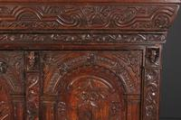Profusely Carved Oak Cupboard (11 of 15)