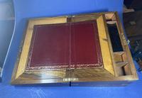 Victorian Walnut Writing Slope (8 of 22)