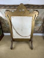Early 19th Century Giltwood & Silk Screen (10 of 10)