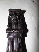 Victorian carved 'man' nutcracker (4 of 5)