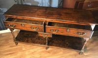 Oak Dresser Base (5 of 14)