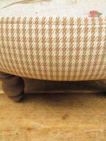 Voyage Maison Round Footstool, Game Bird Fabric (13 of 17)