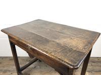 18th Century Oak Side Table (7 of 14)