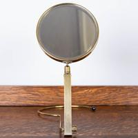 1930s Gentleman's Travel Shaving Ladies Vanity Mirror (2 of 13)