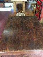 Antique Wooden Filing Cabinet (4 of 9)