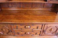 Antique Oak Dresser (10 of 12)