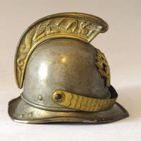 Novelty Desktop Helmet Inkwell (4 of 8)