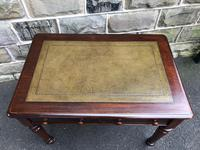 Antique Walnut Writing Library Table (3 of 8)