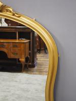 Victorian Giltwood Overmantel Mirror by John Taylor & Son (10 of 13)