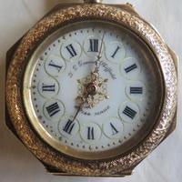 Antique 14ct Gold Cased, Enamel-decorated, Ladies Watch (10 of 12)