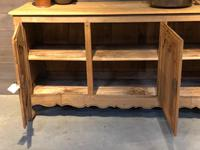 French Bleached Oak Dresser Base (12 of 12)