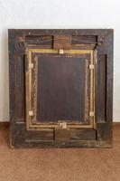 Antique Oil Painting on Zinc Panel (3 of 3)