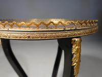 Late 19th Century Occasional Table (3 of 6)