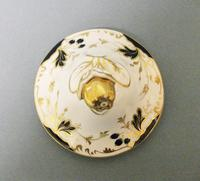 Rockingham Sugar Box & Cover c.1838-1842 (7 of 7)