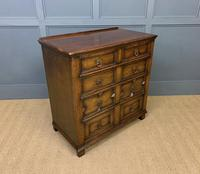 Oak Jacobean Style Chest of Drawers (7 of 13)