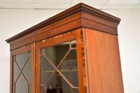 Antique  Inlaid Mahogany Wardrobe (8 of 12)