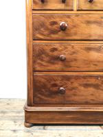 Large Antique Mahogany Chest of Drawers by Maple & Co (4 of 13)