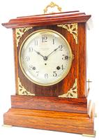 Amazing Seth Thomas Sonora chime mantle clock 8 Day Westminster Chime Bracket Clock (3 of 11)