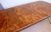 Quality Antique Burr Walnut Dining Table (2 of 14)