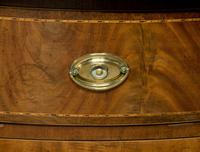 Early 19th Century Bow Front Mahogany Sideboard (6 of 6)