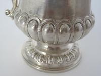 Good Quality Georgian Campana Shaped Christening Mug (4 of 8)