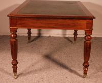 Early 19th Century Partner Desk in Mahogany (5 of 10)