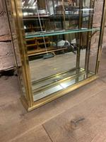 1920s French Brass Cabinet (5 of 7)