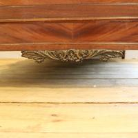 French Empire Style Mahogany Antique Bed (7 of 7)