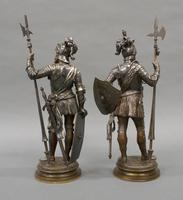 Pair of Bronzes by J. Boese (2 of 6)