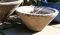 Set of the conical garden planters (5 of 9)