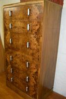 Large Art Deco Six Drawer Chest of Drawers (2 of 12)